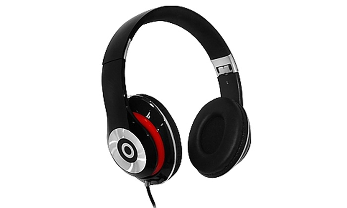 5b4119cb37f Up To 57% Off on SoundLogic XT Dynabass Stereo... | Groupon Goods