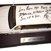 Ric Flair Autographed Limo Inscribed Limo Ridin Quote (MAB - RFLAIL9)