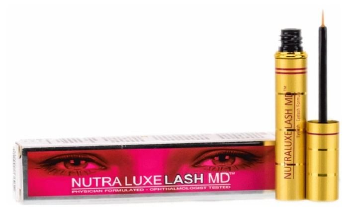 a578a8c16df Nutraluxe Lash MD - Eyelash Conditioner Growth Enhancer 4.5 ml Clear 4.5 ml