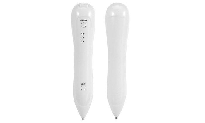 Skin Mole Wart Tag Removal Pen Laser Freckle Dark Spot Tattoo Remover Machine Groupon