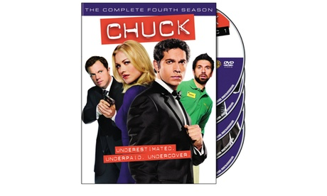 Chuck: The Complete Fourth Season c0394e29-9f8b-4301-adcb-f9d263320b76