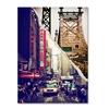 Philippe Hugonnard NYC Traffic Canvas Print