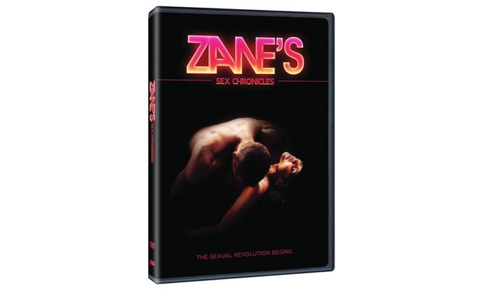 zane sex chronicles dvd