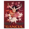 Gancia' Canvas Rolled Art
