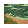 Paul Gaugin Beach at Le Pouldu, 1889 Canvas Print