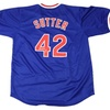 Bruce Sutter Autographed Jersey MAB - BSUTJER5