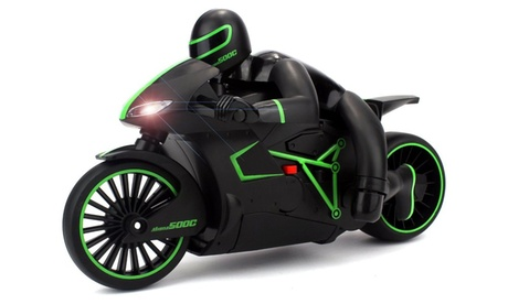 VT Speed Lightning Remote Control RC Motorcycle Car 2.4 GHz (Colors May Vary) 10ebba8f-56cd-4d3c-9438-00708badf156