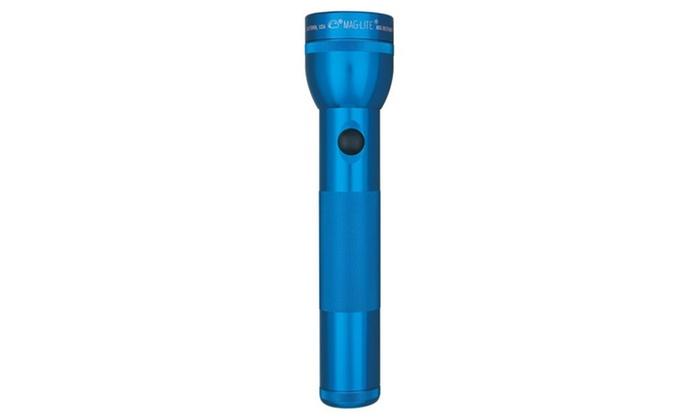 Maglite 2cell D Blu