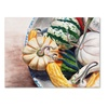 Jennifer Redstreake 'Autumn Gourds' Canvas Art