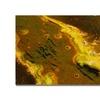 Nicole Dietz Old Faithful Green Geyser Canvas Print