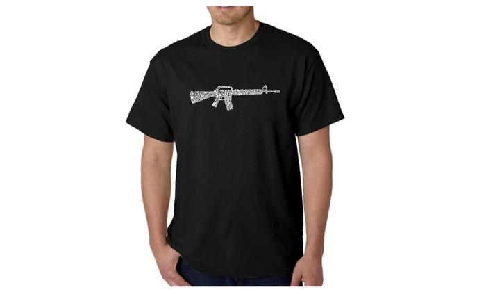 Men's T-shirt - RIFLEMANS CREED