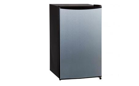 Midea Single Reversible Door Refrigerator and Freezer 3.3 Cubic Feet 873ac16b-be23-48e0-b8bc-d01f0abc19ba