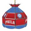 Philadelphia 76ers NBA 16 inch Tiffany Style Lamp