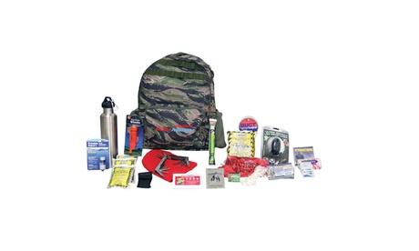 1-Person Deluxe Outdoor Survival Kit cb49b2d4-9e6d-44eb-b56e-4e911e6b374a