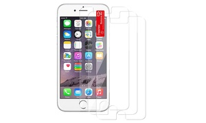 Insten 3 x Clear Crystal Screen Protector LCD Film Guard iPhone 6