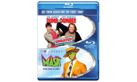 The Mask /Dumb and Dumber (BD DBFE) fafa6464-d039-48bd-a658-86276fd24fb1