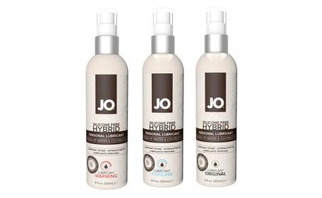 JO Silicone Free Hybrid Lubricant w/Coconut Oil 21fbaab1-81bd-4e15-a698-a1e81c5752ec