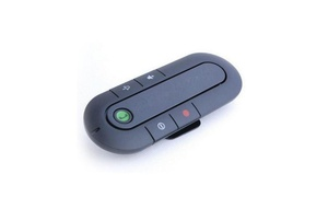 Car Visor Bluetooth Speaker Phone Kit