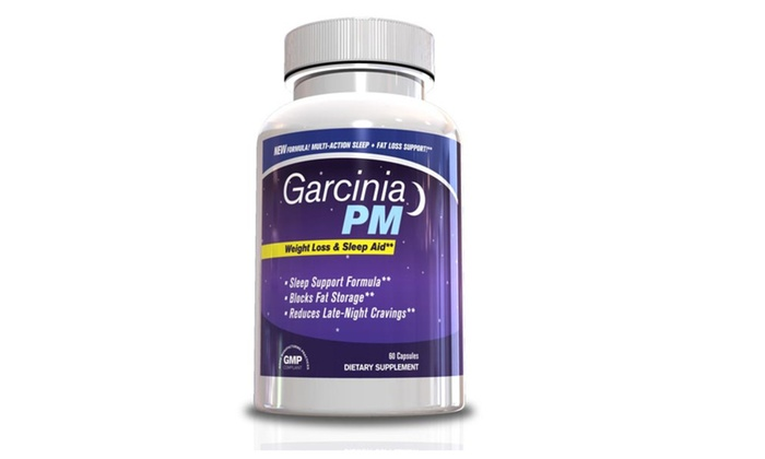 Buy It Now : 30-Serving Bottle of Garcinia PM Weight Loss and Appetite Suppressant Supplement