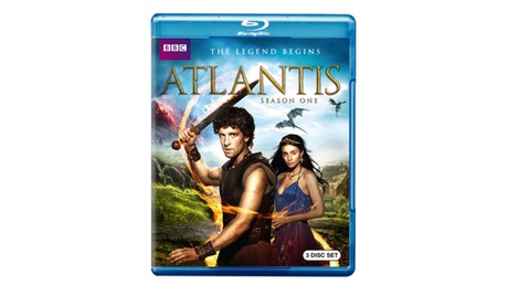 Atlantis: Season One (Blu-ray) 297de5f6-5a34-45eb-b930-6233f0d9b008