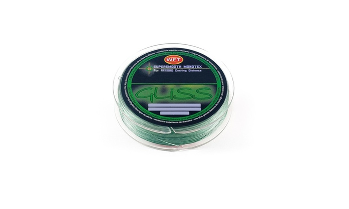 11 off on ardent gliss green fishing li groupon goods for Gliss fishing line