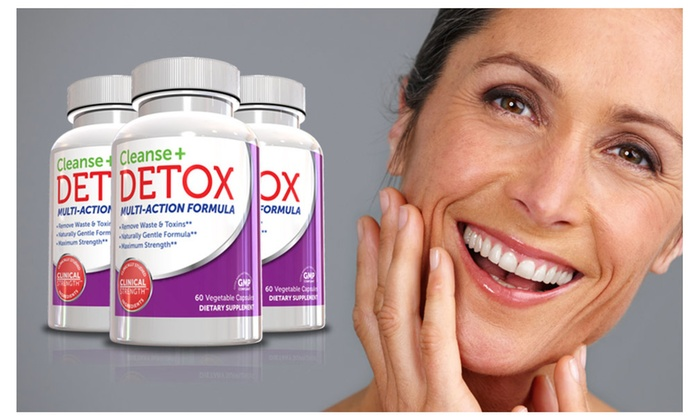 Buy It Now : Cleanse & Detox-Weight Loss Supplement, 60 Capsules-Pack of 1, 2 & 3