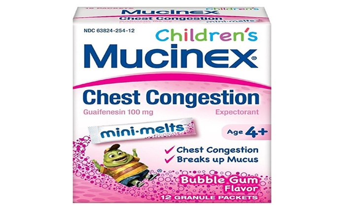 Save on Mucinex at your pharmacy with the free discount below.
