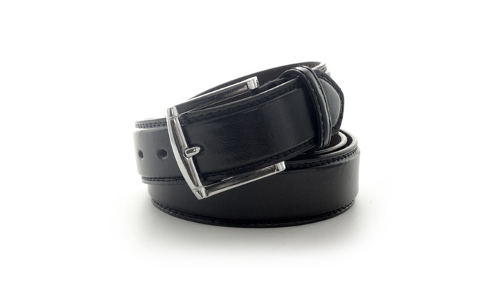 Faddism Men's Genuine Leather Belt