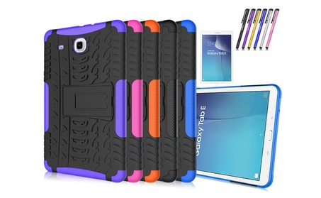"Protective Rugged Hard Case Cover for Samsung Galaxy Tab E 9.6"" T560 03423960-56c0-4bd9-8cdd-4d74a3c69270"