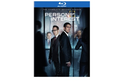 Person of Interest: The Complete Second Season (Blu-ray) bb79ca3b-af58-4590-8b9c-31b7796532ae