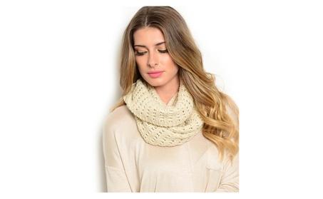 Knitted Infinity Scarf 87fe27b8-fd2f-4d84-b7a9-2bb9951eb696