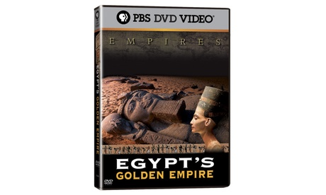 Empires: Egypt's Golden Empire DVD afb53173-708b-434b-9756-4ce8f28d9c32