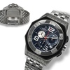 Balmer Chronograph Aventador Mens Watch Silver/Navy