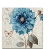 Lisa Audit A Blue Note II Canvas Print