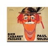 Bier Cabaret Passage Paul Golder Canvas Print
