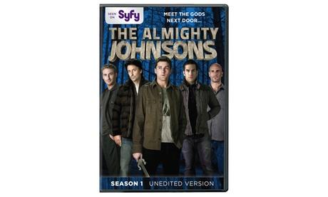 The Almighty Johnsons, Season 1 DVD 78c11aff-2319-423a-925f-f817e2db20a9