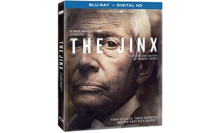 The Jinx: The Life and Deaths of Robert Durst (Blu-ray) 6c239c0d-b82d-4f7f-a5b0-39e2772d657f