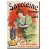 Saxoleine Petrole de Surete Canvas Print 24 x 32
