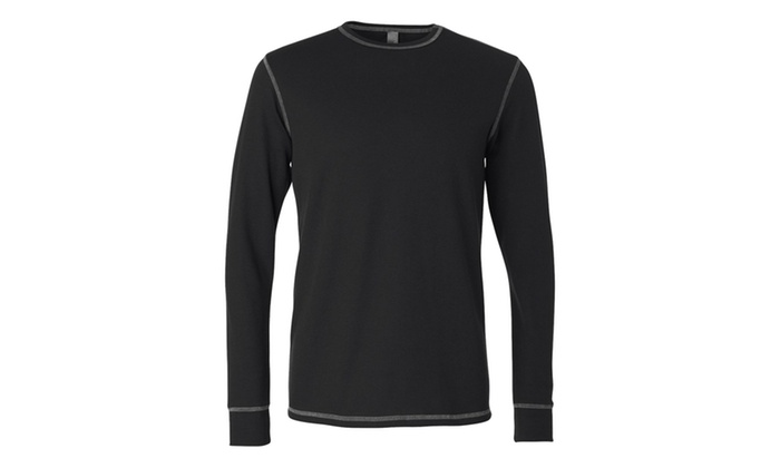 Canvas Thermal Long-Sleeve Tee BL3500