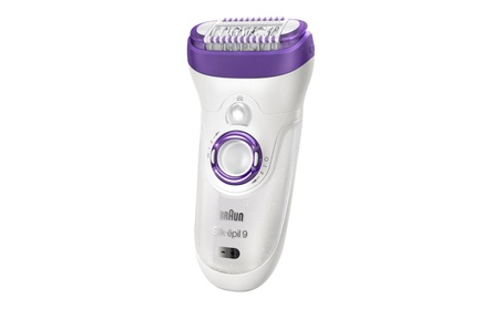 Braun Silk-épil 9 9-579 Women's Epilator, Electric Hair Removal 9b54c93d-4ba4-4450-9bd8-d8a7570244e2