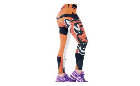 High Waist Yoga Capris Yoga Leggings Yoga Capris For Women 234719d9-287b-4179-be66-ebd8f6b7d21f