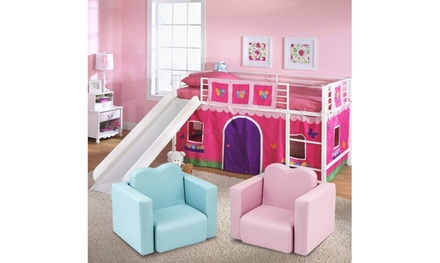 Children Sofa Multi-Functional Sofa Table and Chair Set