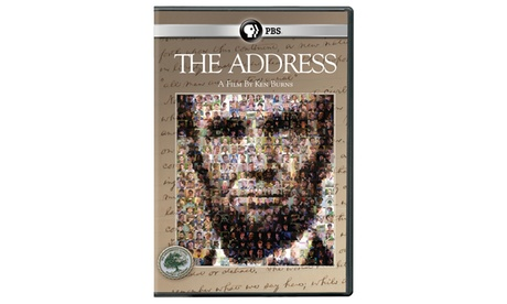 Ken Burns: The Address DVD 8708f5c3-21ee-4b33-9544-47399071658e
