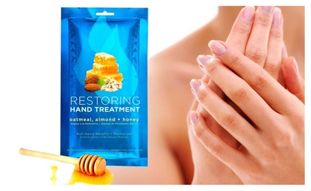 Amazing Restoring Hand Treatment photo