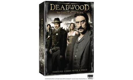 Deadwood: The Complete Second Season (Rpkg/DVD) 5506e335-400a-4666-8268-52fe2abe4f09