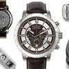 Balmer Chronograph Atalante Mens Watch Brown/Silver/Brown