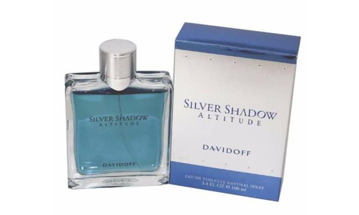 Silver Shadow Altitude For Men By Zino Davidoff Eau De Toilette 34