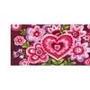 Valentine's Day Door Decor and Sassafras Switch Mat