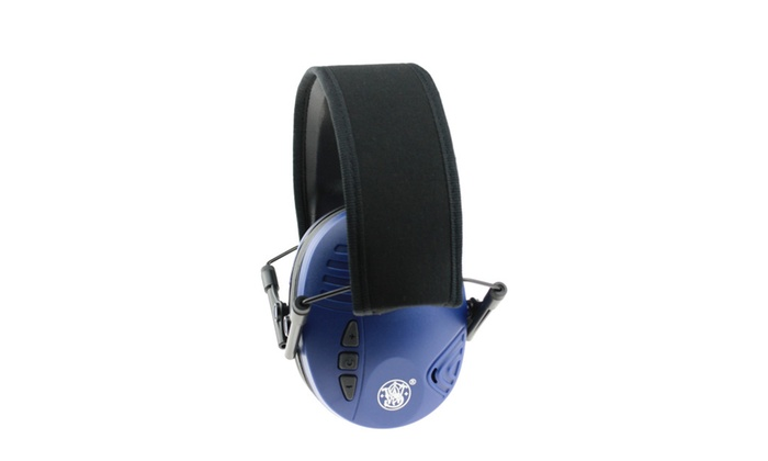 Smith & Wesson Electronic Earmuff SW251C