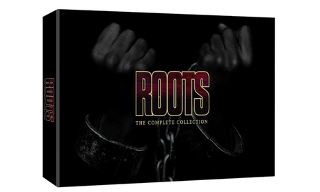 Roots The Complete Collection (DVD) (Repackage) 608435cf-22a0-4fb4-99ce-4ce9752150c9